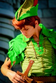 """Never say goodbye because goodbye means going away, and going away means forgetting."" - Peter Pan ♥"