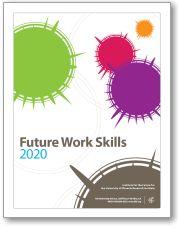 In deze tekst lees je welke work skills er verwacht zullen worden van de werknemers van de toekomst. In het onderwijs kunnen we best de zeilen nu al bijsturen als we willen dat onze jongeren later gemakkelijk een job vinden. Interessante tekst vind ik, en kort.