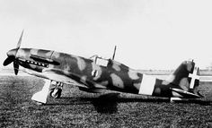 The Fiat G.55 was probably the best type produced in Italy during World War II but the Regia Aeronautica received fewer as 300 of them The Luftwaffe used a small batch of them  both friend and foe were very impressed by this aircraft which was a more than equal match for mustang ,spitfire and thunderbolt alike