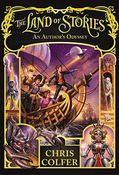 News The Land of Stories: An Author's Odyssey   buy now     $11.35 The fifth book in Chris Colfer's #1 New York Times bestselling series The Land of Stories!In the highly anticipated continuati... http://showbizlikes.com/the-land-of-stories-an-authors-odyssey/