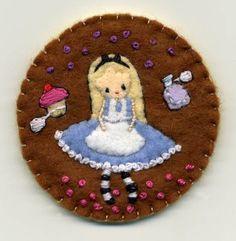 Felt Alice