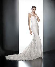 Svatební šaty - Pronovias Prunelle
