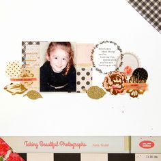 ByLaeti Layout Open Book Collection, Maggie Holmes Design, Crate Paper