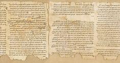 NUOVI ROTOLI DAL MAR MORTO? - Daniele Mancini Archeologia Dead Sea Scrolls, Ancient Scripts, Jewish History, Great King, The Past, Gallery, Community, Jerusalem, Israel