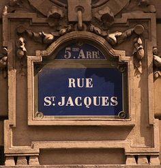 rue Saint-Jacques - Paris 5e