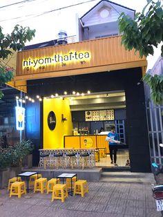 Cafe Shop Design, Coffee Shop Interior Design, Kiosk Design, Small Coffee Shop, Coffee Shop Bar, Coffee Shop Signage, Modern Restaurant Design, Juice Bar Design, Cafe Concept