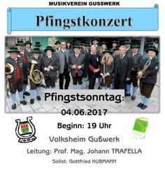 Pfingstkonzert MV Gußwerk