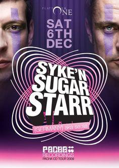 Syke 'n Sugarstarr - Platform One - Melbourne, Australia Melbourne Australia, Germany, Platform, Tours, Events, Music, Musica, Musik, Deutsch
