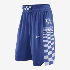 Nike College Authentic (Kentucky) Men's Basketball Shorts. Nike Store