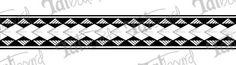 Original Hawaiian Tribal Tattoo Design | Tatboard.com