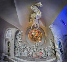 ... Erlöserkapelle In Biburg Angerer Der Ältere The Redeemer Chapel In  Biburg Christliche Kunst,Christian Art,churches,chapels,basilica,Christ  Statue,Christ ...