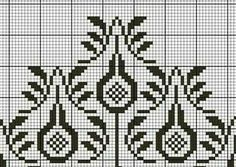 Viking Tattoo Design, Viking Tattoos, Crewel Embroidery, Ribbon Embroidery, Palacio Bargello, Arabesque Pattern, Prayer Rug, Sunflower Tattoo Design, Knitting Charts