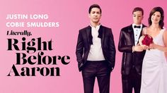 LITERALLY, RIGHT BEFORE AARON starring Justin Long, Cobie Smulders & John Cho | Official Trailer | In select theaters September 29, 2017
