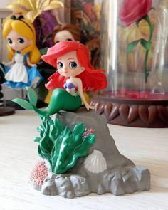 """720 Gostos, 3 Comentários - TK's Corner (@tk_corner) no Instagram: """"Petit Ariel just arrived..  #Ariel #qposketdisneycharacters #qposket #qposketpetit…"""""""
