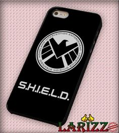 """Agent Of SHIELD for iPhone 4/4s, iPhone 5/5S/5C/6/6 , Samsung S3/S4/S5, Samsung Note 3/4 Case """"007"""""""