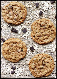 chocolate oatmeal cookies effect2