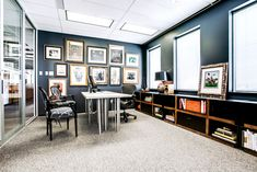 Edgy Advertising Executive Office Space | Pulp Design Studios