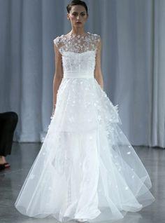 vestido de novia3 Vestido de Novia Glamurosos 2013