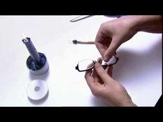 The Making of Gold & Wood Eyewear Men's Eyewear, Gold Wood, Tutorials, Youtube, Optician, Youtubers, Youtube Movies, Wizards