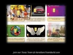 Karatbars Houston Texas   Karatbars Branding Cards   Join our Houston Te...The KBar Gold Team really helps their members build  their downline with videos just like this one. We have 100's of videos ranked on the 1st page of Google. When you join our team we will post videos with your Karatbars links on them too. Click on the kink: www.earngolddaily.com to join us today.