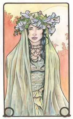 Art Nouveau 15 by ssava.deviantart.com on @DeviantArt