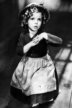Shirley Temple in Dimples, 1936.