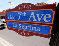 Good news for those looking to buy controversial Ybor City street signs: You can step forward next week and bid. La Tropicana, Ybor City Tampa, Tampa Bay Fl, Cnn Money, City Pages, Iron Balcony, Latin Quarter, City People, Florida Travel