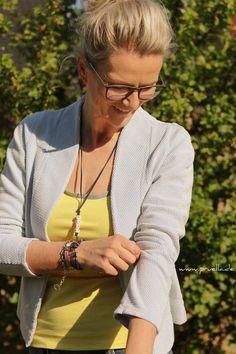 www.pruella.de Prülla Wardrobe Basic Jacke aus der Ottobre 5/2013