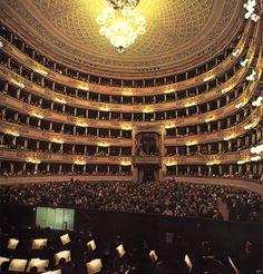 Visita serale al museo della Scala