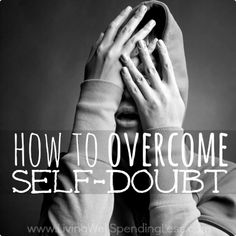 How to Overcome Self Doubt Square 400