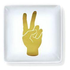 Peace Hands Soap & Tray Set | Waiting On Martha