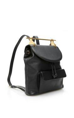 e45865a744e2 M2Malletier Backpack Calf Leather