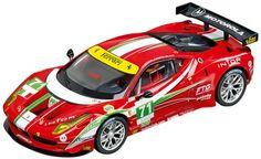 Carrera Evolution Ferrari 458 Italia GT2 AF Corse No.71 2012 Race Car