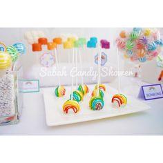 popcakes arcenciel rainbowpopcakes