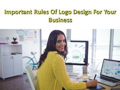 Want to make a professional logo design for your business? We've some rules for you to make a brand logo design for your business. hen you think about a man whose affected your life, it's relatively sure that you can picture what he or she looks like Business Logo, Business Design, Web Design Tips, Professional Logo Design, Great Logos, Life, Awesome Logos