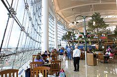 Sea-Tac Airport Central Terminal (Seattle-Tacoma)