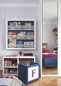 kleinkind zimmer quarto infantil bancada kids da Apronta by Casapronta Playroom Design, Kids Room Design, Playroom Ideas, Baby Furniture, Furniture Design, Furniture Plans, Furniture Nyc, Cheap Furniture, Kids Decor
