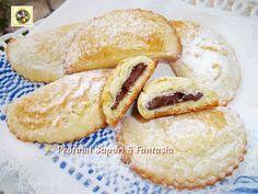 Biscotti ripieni di Nutella  Profumi Sapori & Fantasia