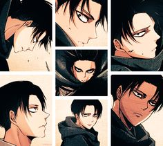 Levi~ look at that sexy soab