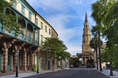Charleston Hotels, Restaurants, Shops, and More Photos | Architectural Digest