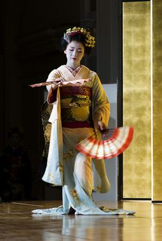 Ookini Party #15,Maiko Kimishizu by Onihide, via Flickr