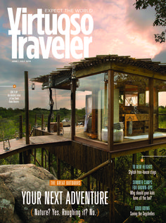 It's time for your next adventure, and it begins with the June issue of Virtuoso Traveler. #VirtuosoTravel #magazine #luxury #adventure #vacation #traveltips
