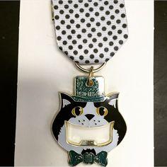 Fiesta 2015 San Antonio, Texas: Fiesta medal from the Southwest School of Art created by https://instagram.com/j_sto/