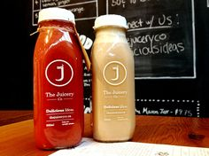 The Juicery Co North Vancouver | Strawberries and Cold Press Juice Cleanse -