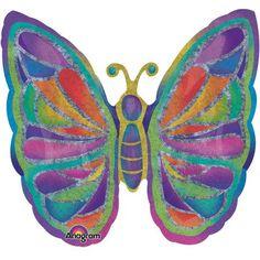 """Gorgeous Butterfly Party 25"""" Mylar Balloon Anagram/MD http://www.amazon.com/dp/B0074YKLMM/ref=cm_sw_r_pi_dp_F9SRub07WXAJW"""