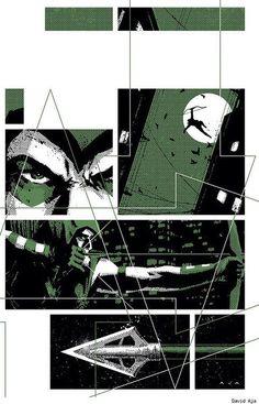 Green Arrow - David Aja