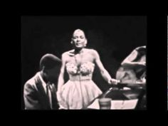 Billie Holiday at Art Ford's Jazz Show (Part Two) - YouTube