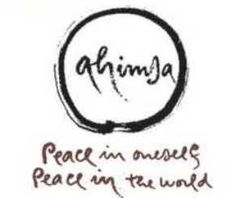 Ahimsa—the principles of kindness and compassion, toward yourself and others, in words, thoughts and actions. It respects living beings as a unity, the belief that all living things are connected.