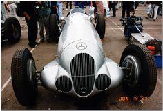 1937 Mercedes Benz W125 GP Car