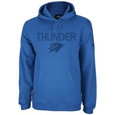 6ea75d83d8e adidas Oklahoma City Thunder Playbook Pullover Hoodie - Royal Blue Denver  Nuggets, Pullover Hoodie,